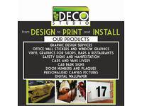 Vehicle Signwriting | Van Decals | Van Stickers | Signage | Vehicle Livery | Van Graphics | Signs