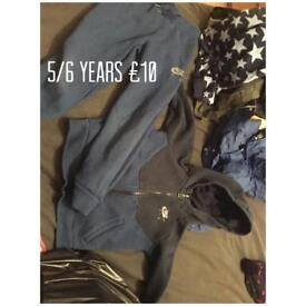 Boys Nike tracksuit 5/6 Years