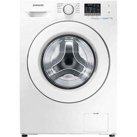 Samsung 7KG Eco Bubble 1400 Spin Washing Machine - White 6 MONTHS WARRANTY