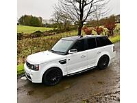 Range rover sport Autobiograthy