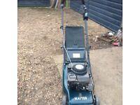 Hayter 41 autodrive mower