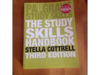 Undergraduate/Education/Teaching: The Study Skills Handbook (Stella Cottrell) 3rd Edition