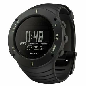 NEW Suunto Core Ultimate Black Outdoor Altimeter Barometer Compass Sports Watch