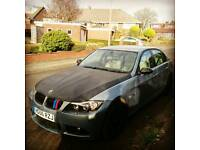 BMW 320i petrol semi automatic