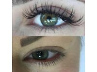 Russian volume/ Individual eyelashes extension Mobile service Knightsbridge/ chelsea/mayfair