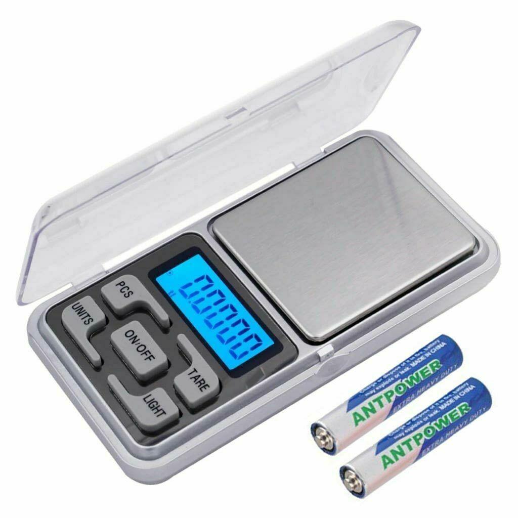 0.01g – 200g Gram Mini Digital LCD Balance Weight Pocket Jewelry Diamond Scale Jewelry & Watches
