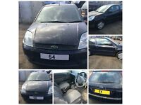 Ford Fiesta Finesse 2004 1.3 Blue 3 Door Manual Petrol Front Bumper All Parts Available