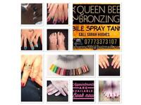Mobile Nails and Tans £10