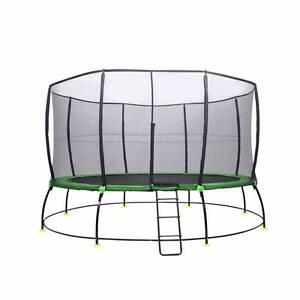 Lifespan Hyperjump Plus Spring Trampoline 8ft,10ft,12ft,14ft,16ft Melbourne CBD Melbourne City Preview