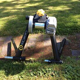 CycleOps Fluid 2 trainer.