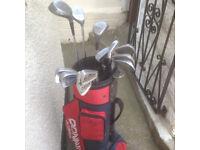 Golf Set and Bag