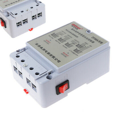 Df96ab Automatic Water Level Controller Pump Cistern Liquid Switch 220v W Probe