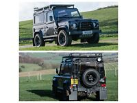 Land Rover 90 Defender Country TDI