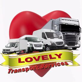 LOVELY TRANSPORT SERVICES/ MAN & VAN REMOVAL SERVICES