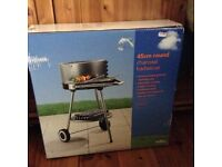 45cm Round Charcoal Barbecue