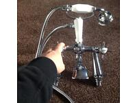 Shower tap mixer
