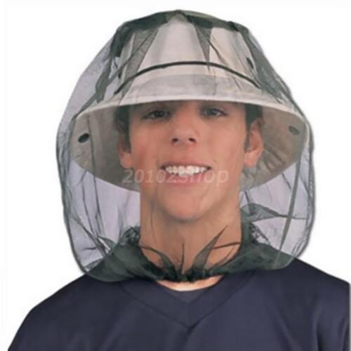 Kopf- und Gesicht-Beschützer aus Flornetz Moskitonetz-Kappe schütz vor Biene