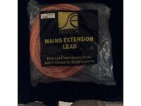 BRAND NEW 25m caravan electric hook up cable