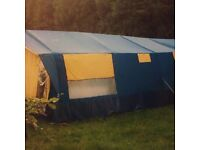 sunncamp 500 trailer tent awnings