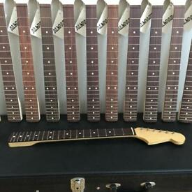 Fender Allparts Neck in tobacco Nitro Brand New with Gotoh Tuners