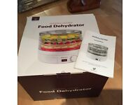 Food Dehydrator. Andrew James