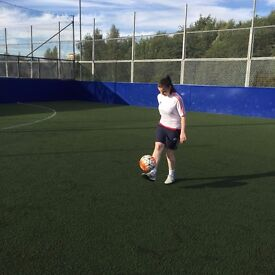 Ladies 5 aside football in Leeds City. Women/ Girls wanted. Both Casual and League Player