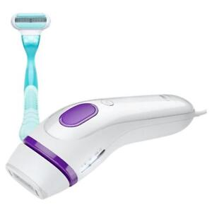 NEW Braun Gillette Venus Silk-Expert Intense Pulsed Light BD 3001 Home Hair Removal System