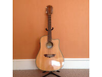 Washburn 12-String Acoustic - D46SCE12 *Needs Repair*