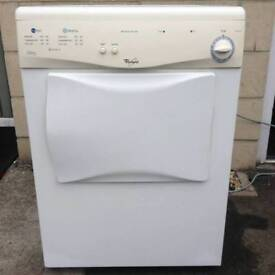Whirlpool vented dryer