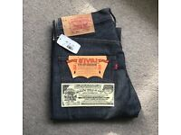 LVC Levi's Vintage Clothing 1976 Mirrored Limited Jeans 30W/32L