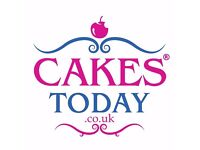 Customer Service / Sales Apprenticeship! - Great Bespoke Cake Business - Wembley Park!