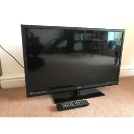 "Technika 32"" LED TV - DVD, Freeview, Full HD 1080"