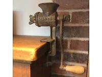 Vintage Siddons Mincer