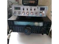 YAESU FT-991 OR FT-DX 1200
