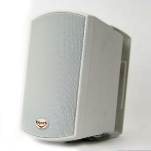 Klipsch 97085000001 AW-400 50-Watt All-Weather Outdoor Speakers (only one unit) (New other)