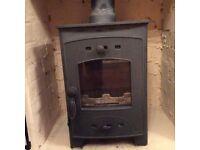 Arrow acorn wood burner