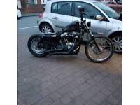 Harley Davidson sportster 883c 2009
