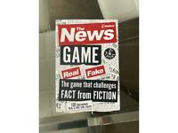 Paladone The News Game