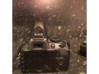 FOR SALE - NIKON D3100 with 18-55mm LENS//PERFECT STARTER CAMERA//MINT CONDITION