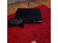 PS3 with controller and 13 games perfect working condition, no box