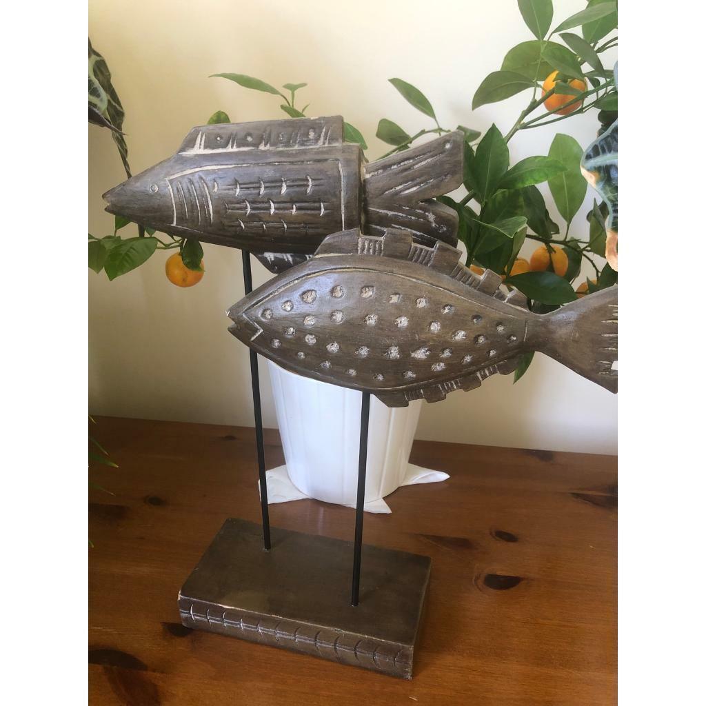 Fish ornament free