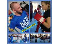 Win a year's free martial arts classes