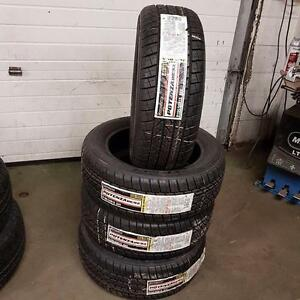 SET OF 4 NEW TIRES 195/55R15