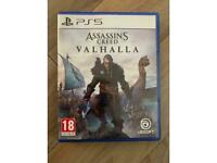 Ps5 assassins creed Valhalla very good condition