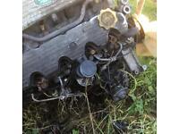 Land Rover 200tdi engine