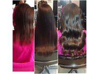 MICRO HAIR EXTENSIONS. MICRO RING, FUSION BOND. LUXURY HAIR EXTENSIONS