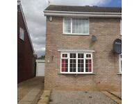 Modern 2 bedroom semi detached house with Drive and Garage on Springhead Development