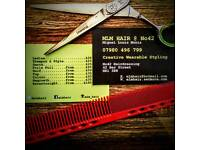Introductory offer for MLM HAIR @ No42 Hairdressing