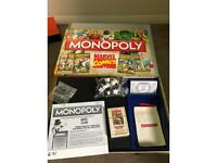 Marvel Monopoly Game
