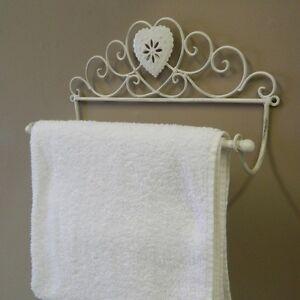 Shabby Chic Towel Rail Ebay